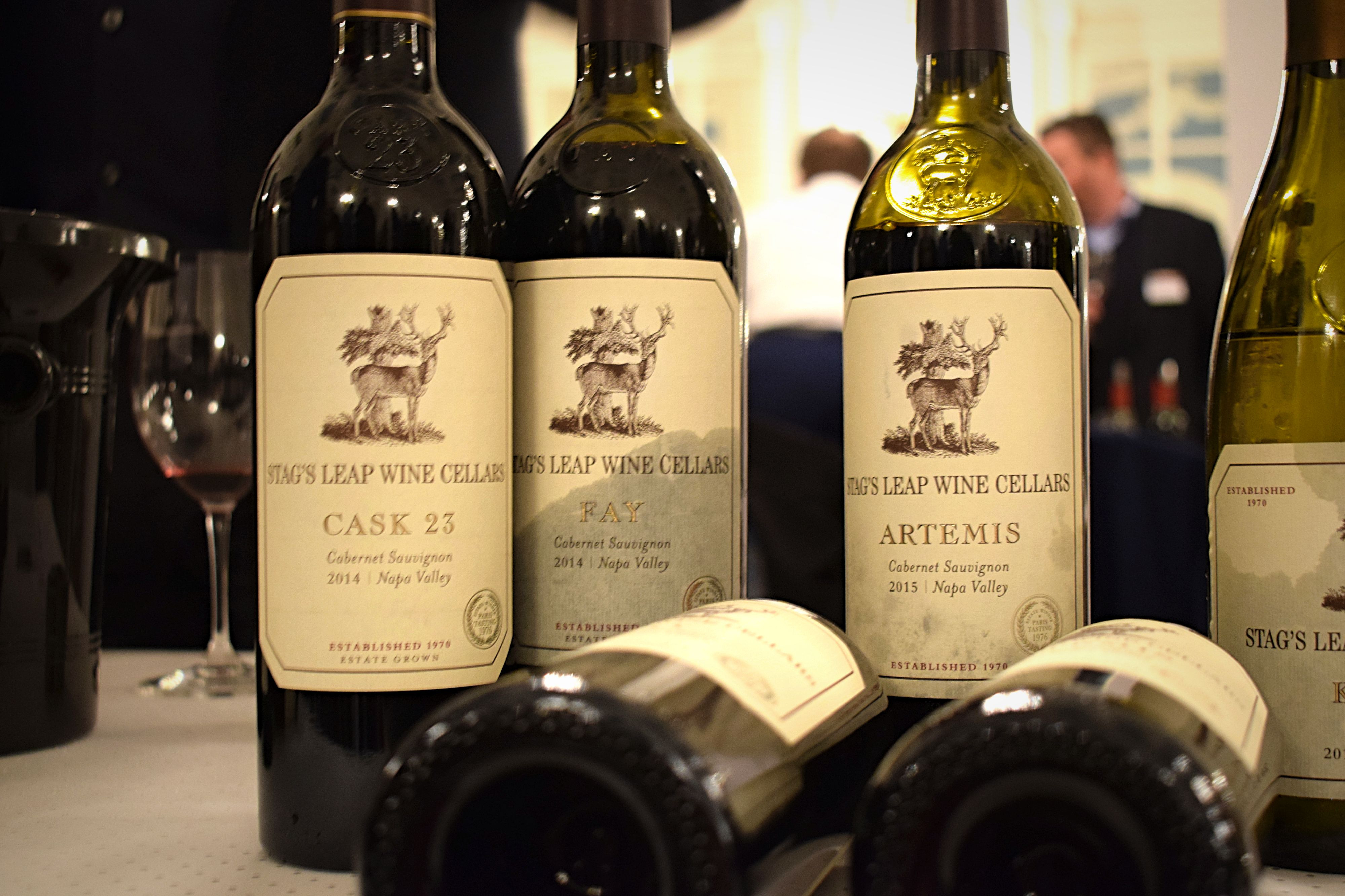 kalifornian viinit